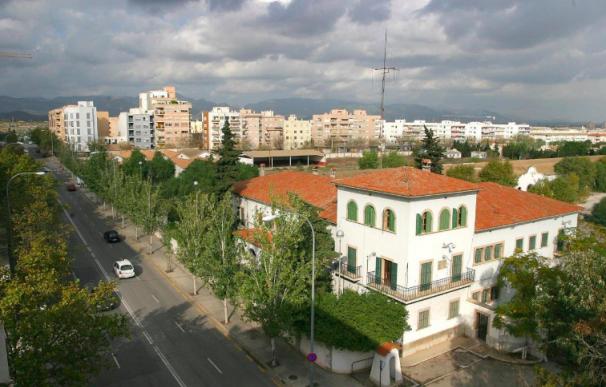Cuartel Militar de Son Busquets, Palma de Mallorca