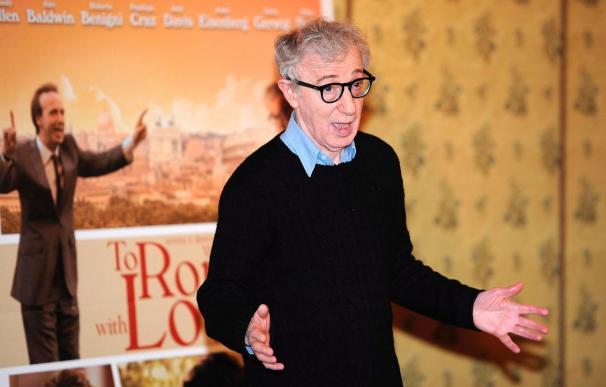 Premian a Woody Allen con el Cecil B. DeMille a toda una carrera