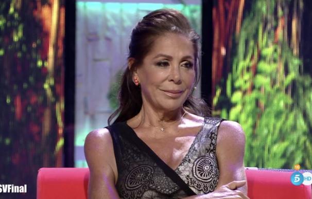 Isabel Pantoja, Supervivientes final