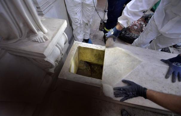 Caso Orlandi: analizan los restos hallados en el osario del cementerio teutónico