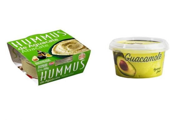 Hummus de aguacate: ¿es más o menos sano que el guacamole?