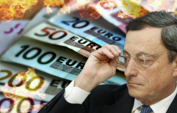 Mario Draghi dejará el BCE en octubre.