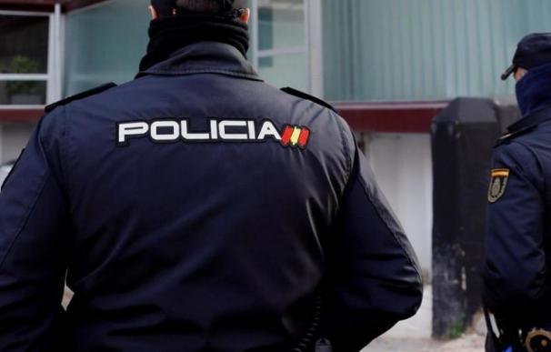 Agentes de la Policía Nacional en una investigación. /EFE/Archivo