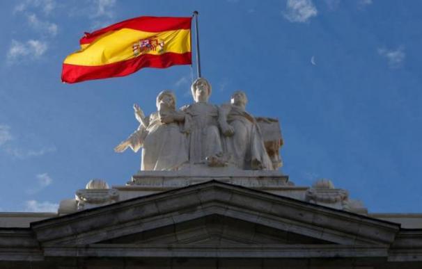 Fachada del Tribunal Supremo. EFE/Javier Lizón