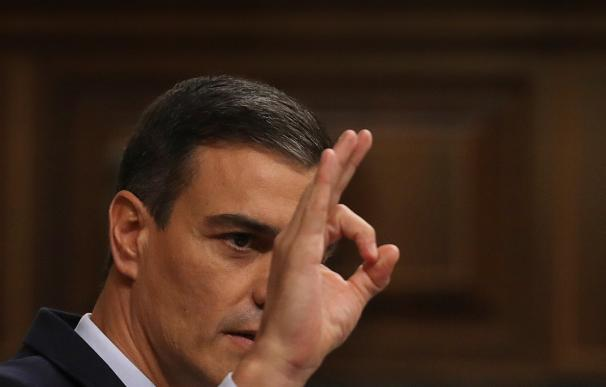 Pedro Sánchez alta doble portada