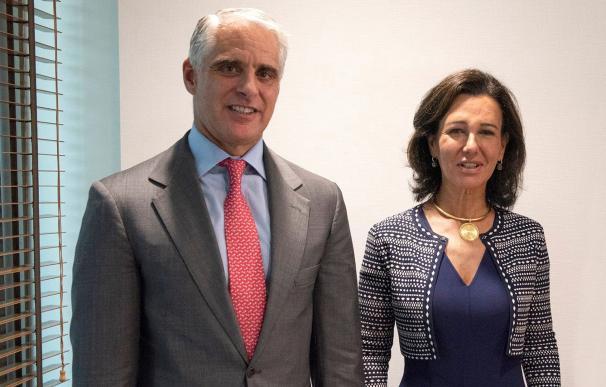 Andrea Orcel ha hecho oficial su amenaza de demandar al Banco Santanderdemandará a Ana Botín ante los tribunales