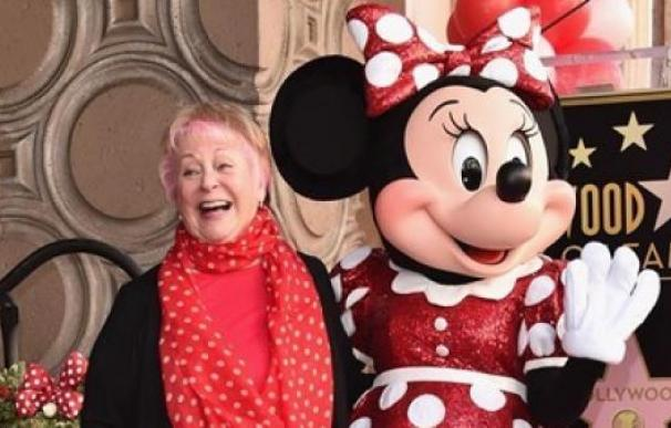Russi Taylor, la voz de Minnie Mouse. /EUROPA PRESS