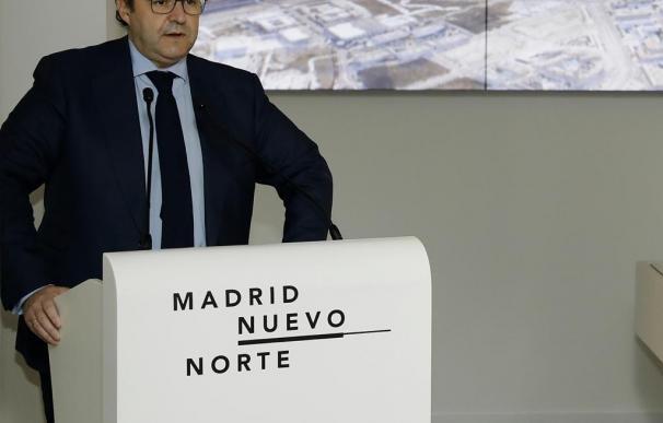 El presidente de DCN, Antonio Béjar