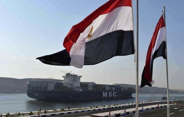 ¿Dudas de rentabilidad?Egipto dice que el Canal atrajo 118.000 millones