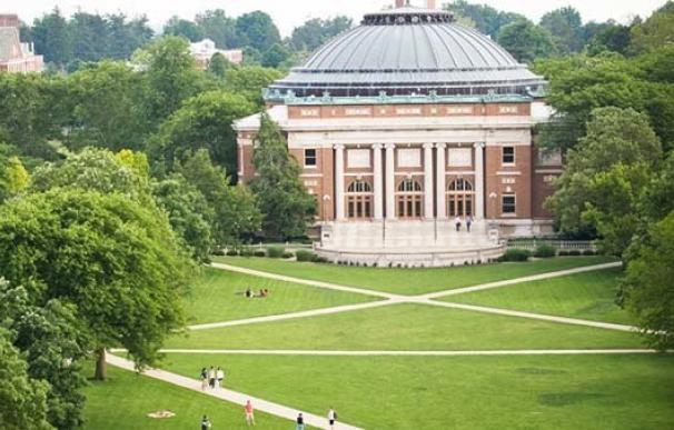 Campus universidad Illinois / University of Illinois