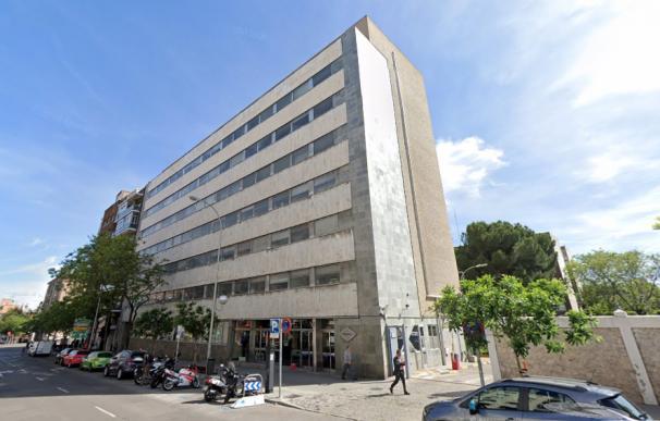Oficinas de Metro de Madrid ahora propiedad de Domo Activos.