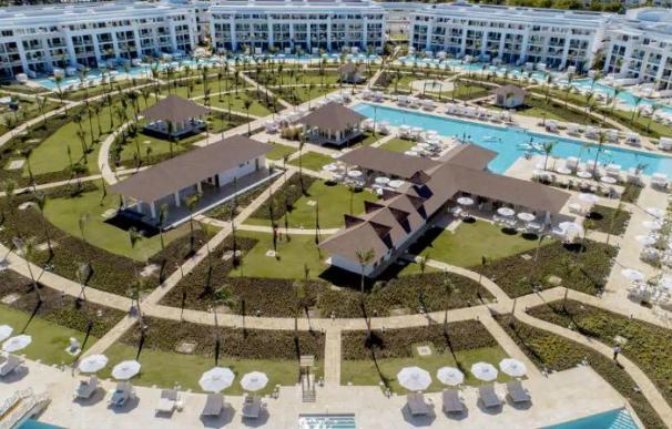 Hotel Meliá Paradisus Palma Real, en República Dominicana
