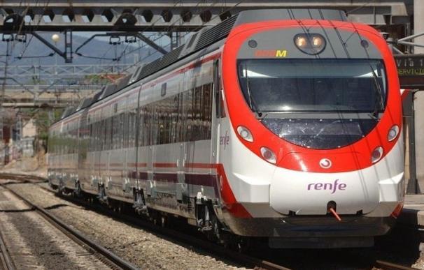 La compañía ferroviaria pretende dotarse de un nuevo tipo de trenes de más capacidad (Europa Press)