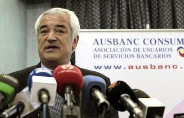 Luis Pineda, responsable de Ausbanc.