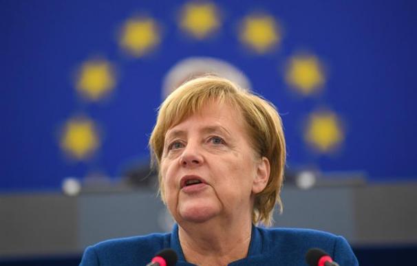 Fotografía Angela Merkel, Alemania