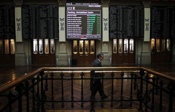 El Ibex continúa con su racha bajista por el pesimismo económico