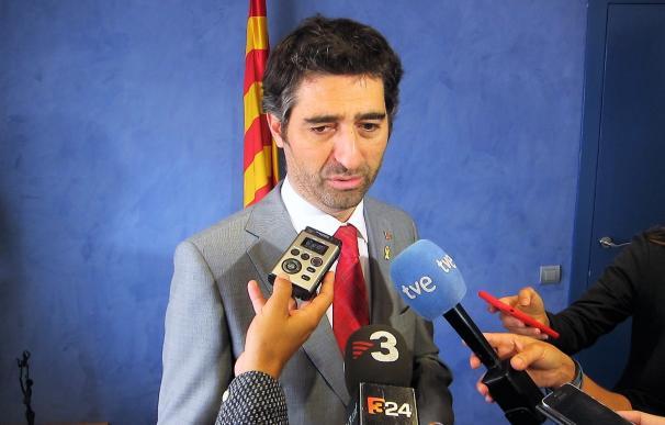 Jordi Puigneró, conseller de la Generalitat de Catalunya
