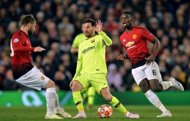 Barça - Manchester United