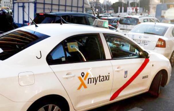 Taxi horizontal