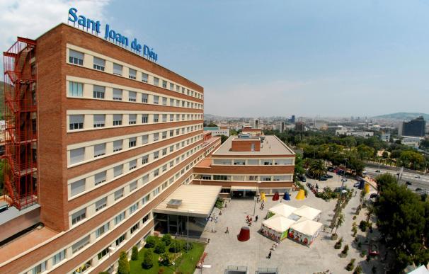 Fotografía del Hospital Sant Joan de Deu.
