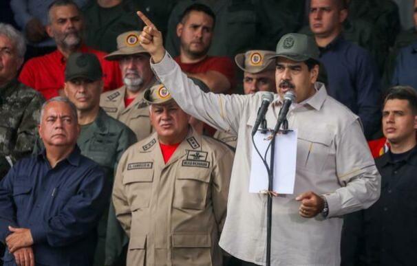 El presidente de Venezuela, Nicolás Maduro. /EFE