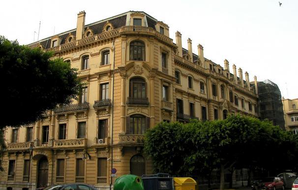 Palacio de la Tinta, Málaga