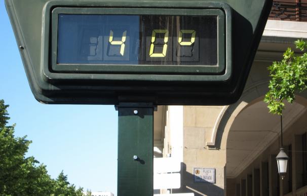 temperaturas, calor, tiempo, meteorología
