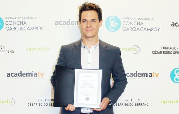 Christian Gálvez ha sido criticado por su exposición de Da Vinci.
