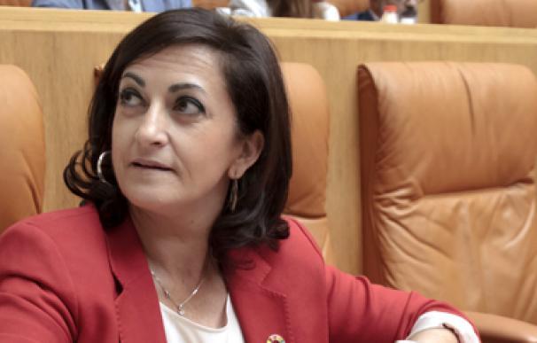Concha Andreu La Rioja apoyo apertura