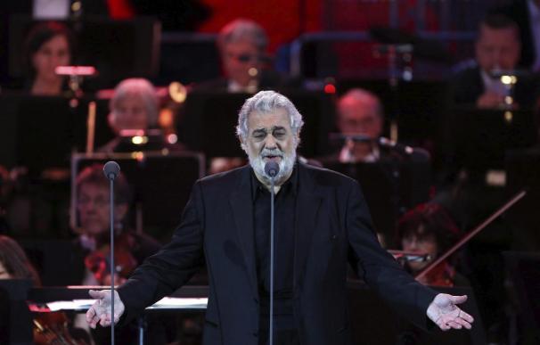 Plácido Domingo, hospitalizado en Madrid por una embolia pulmonar