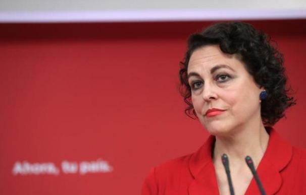 Magdalena Valerio, ministra de Trabajo (EFE)