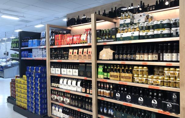 La apuesta cervecera de Mercadona pasa por la producción nacional. /L.I.