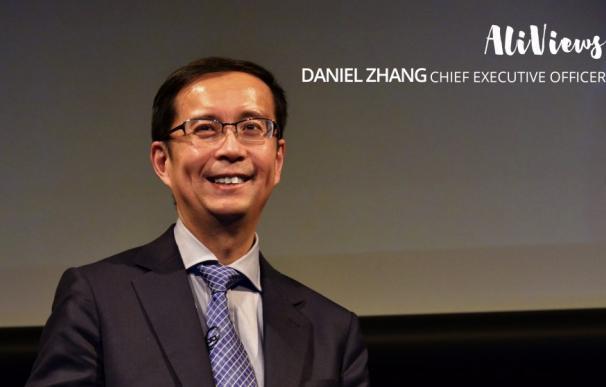Daniel Zhang, CEO del grupo Alibaba. /L.I.