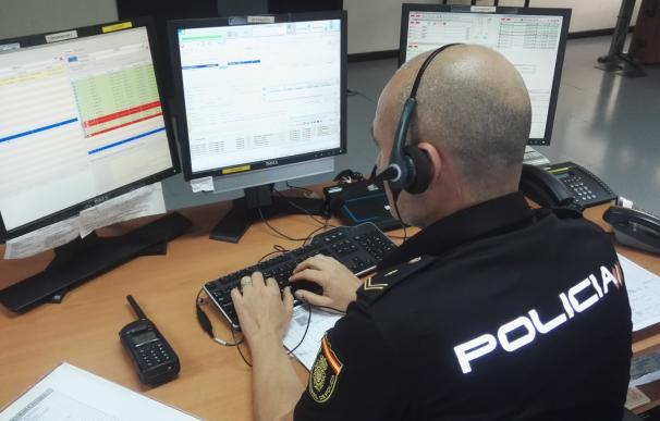 La Jefatura Superior de Policía de Canarias concentra en Las Palmas de Gran Canaria la sala operativa del 091