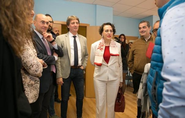 Magdalena Valerio destaca el apoyo del Gobierno del PSOE a los emprendedores