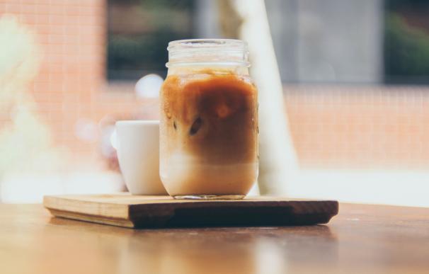 Vaso de café frío, 'cold brew'