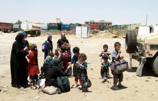 Hijos de combatientes del EI deben ser tratados como inocentes, dice Unicef. /EFE