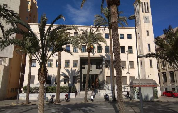 Audiencia Provincial de Almería 'Palacio de Justicia'