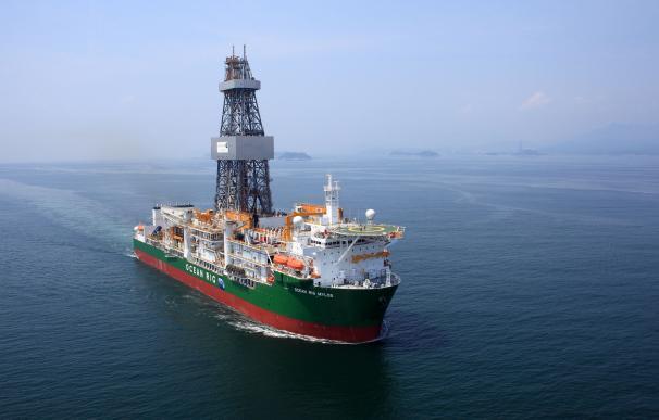 Buque de exploración de hidrocarburos de Repsol. / Repsol