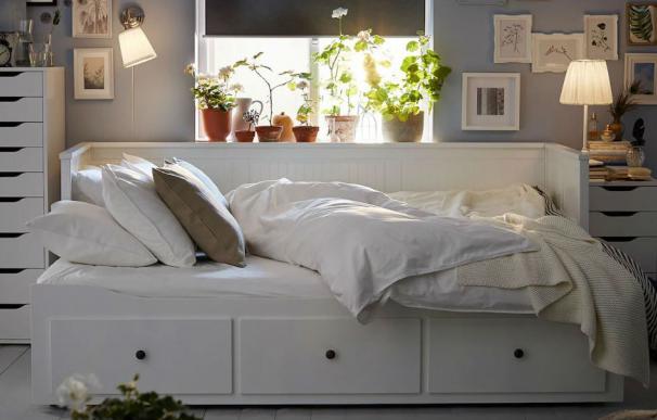 Diván Hemnes, uno de los muebles más vendidos en IKEA