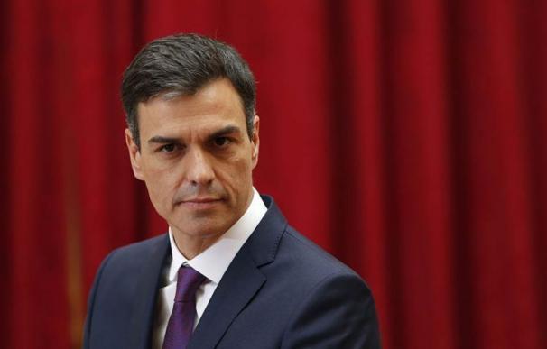 El presidente del Gobierno, Pedro Sánchez / EFE / ARCHIVO