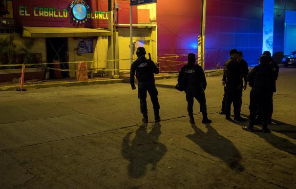 México 25 muertos