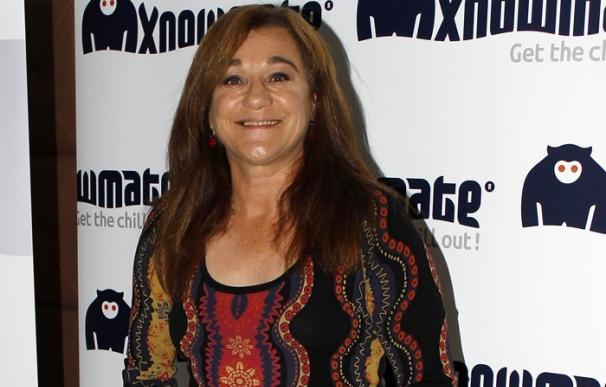 """Blanca Fernández Ochoa: """"Mis hijos me darían un disgusto si se dedicarán al esquí"""""""