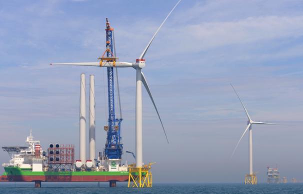 La eólica ha cerrado el 405 de su venta por 1.800 millones de euros. / Iberdrola