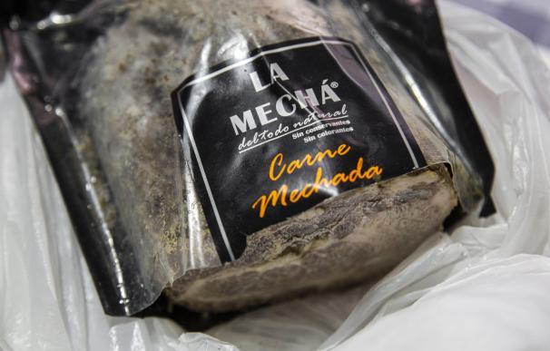 Imágenes de recursos de una carne mechada de Magrudis.