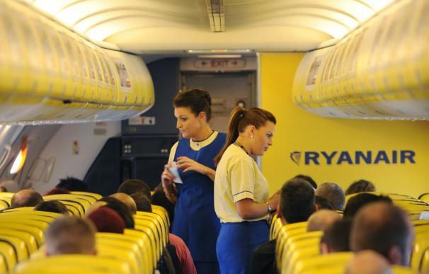El personal de Ryanair irá de nuevo a huelga.