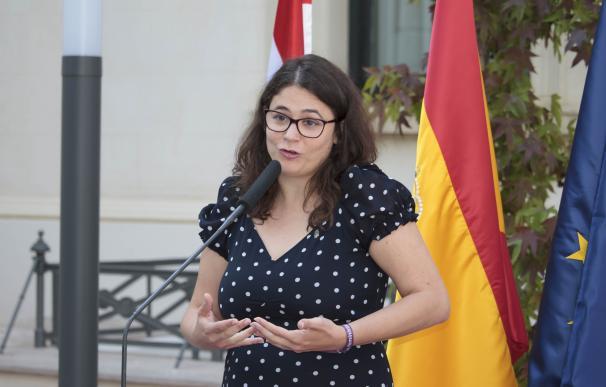 Los consejeros del nuevo Gobierno de La Rioja toman posesión de sus cargos
