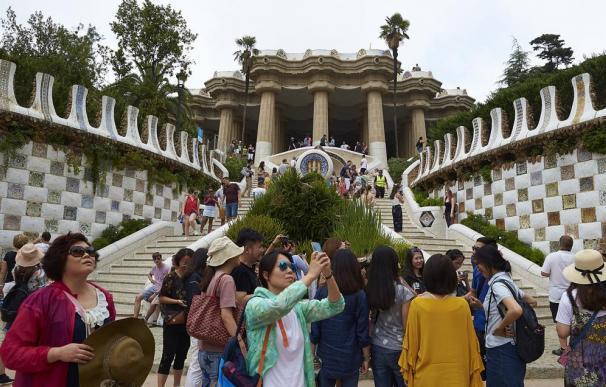 Fotografía Turismo Barcelona