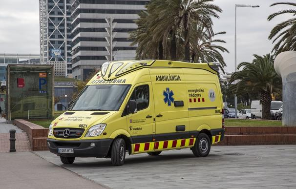 Nueva ambulancia del SEM en Barcelona