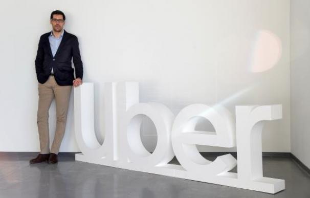 El responsable de Uber en España